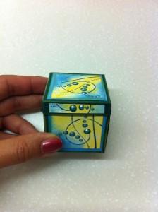 Majhna škatlica presenečenja, exploding box