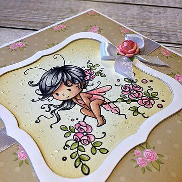 Silvia Zett framed sweetie