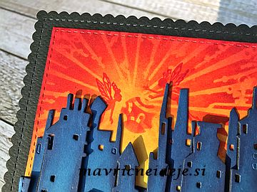 Hidden fairy Lavinia stamp