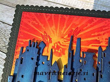 Hidden fairy Lavinia stamp