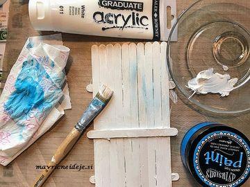 Barvanje z akrilno barvo