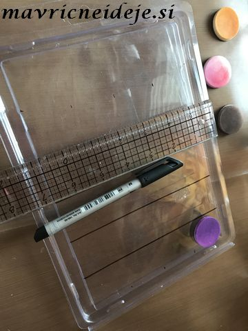 Škatla za Distress Oxide aplikatorje