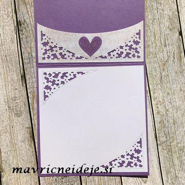 Žepek za papirnato ali plastično darilo :))