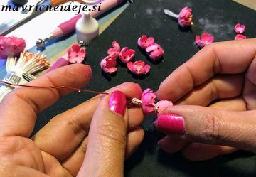 Sestavljanje cvetka