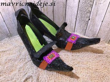 Črni čarovniški čevlji