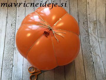 Napihnjen balon