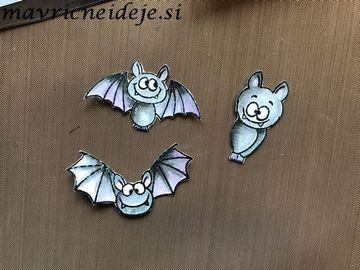 Pobarvani netopirčki