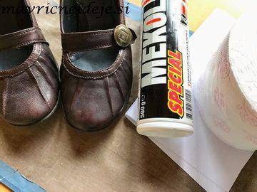 reciklaža starih čevljev