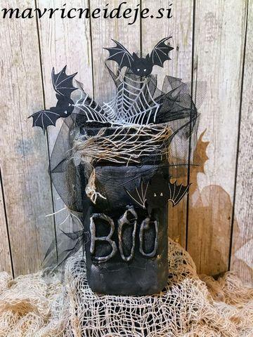 Dekoracija za Noč čarovnic