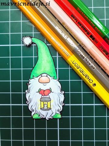 Chameleon pencils, gnom