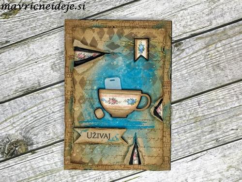 215 vintage skodelica čaja