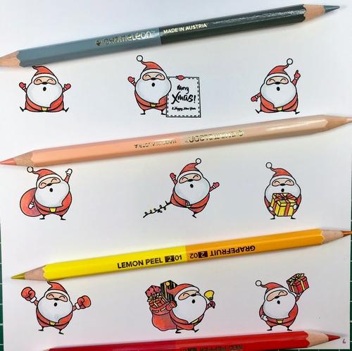 Chameleon pencilss