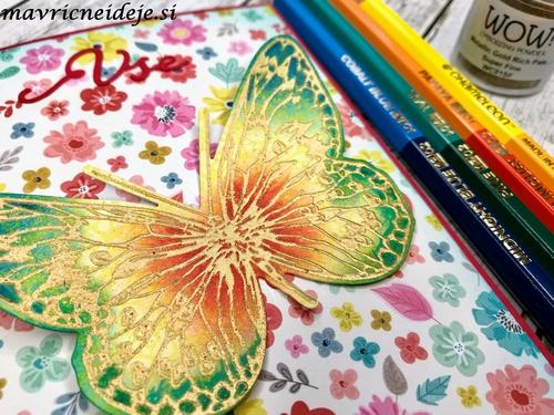 embosiran metulj