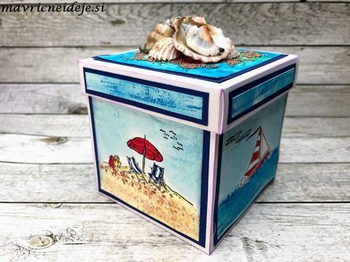 Morska škatlica 2
