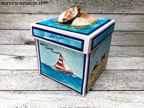 Morska škatlica 3