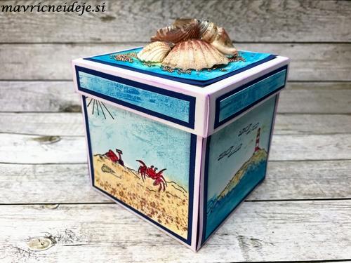 Morska škatlica 4