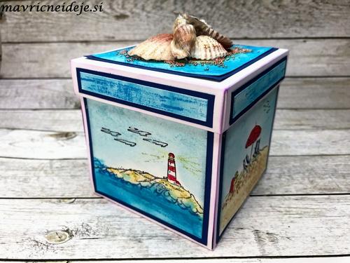 Morska škatlica 5